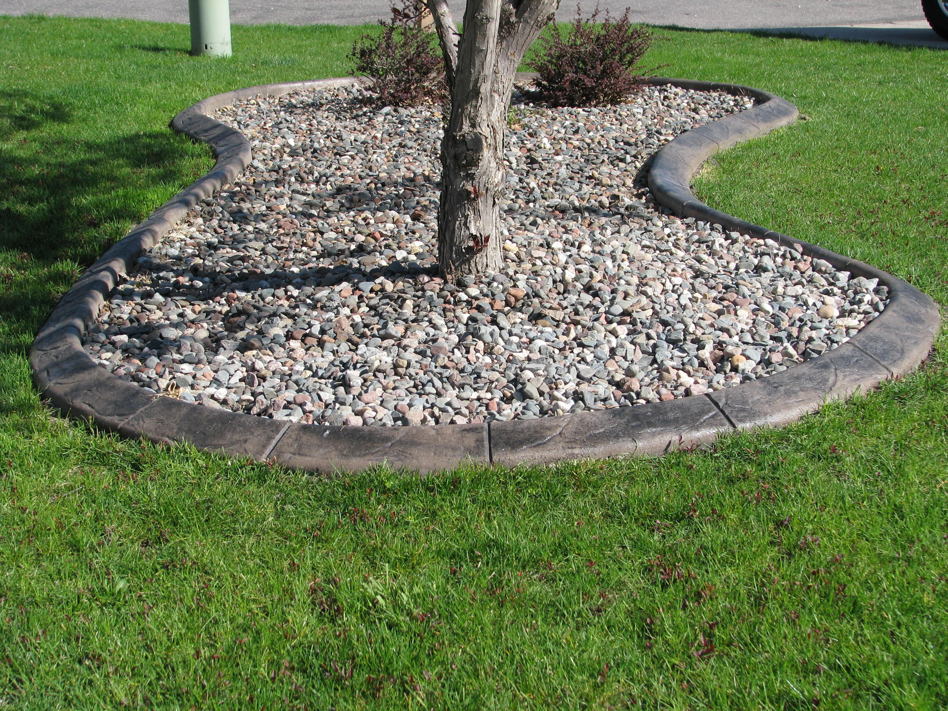 Landscaping Curbing Pictures : Landscape curbing