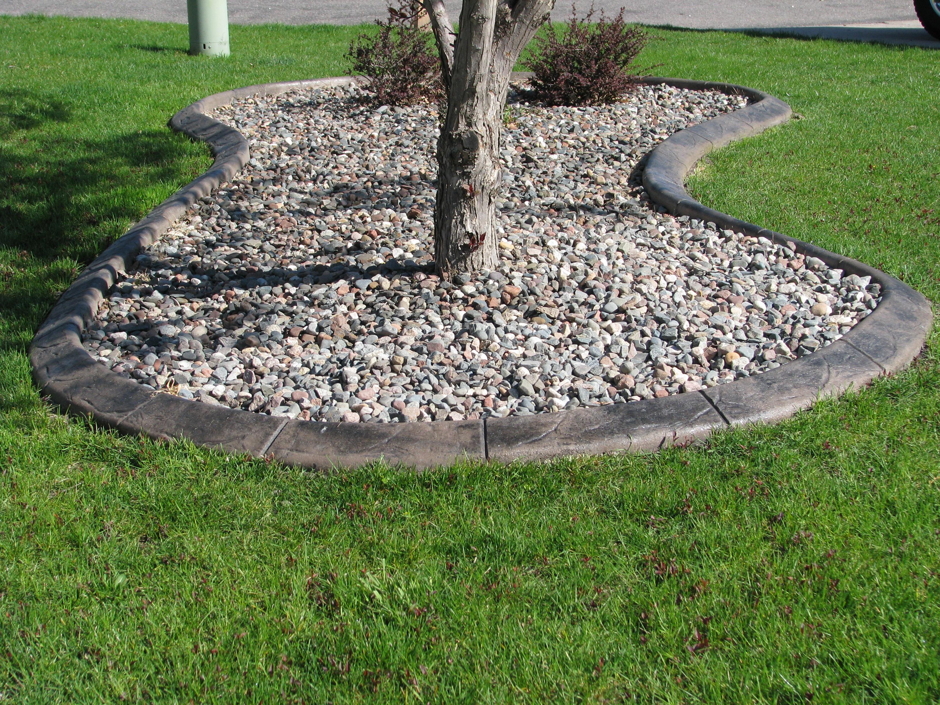 Landscape curbing for Landscape edging